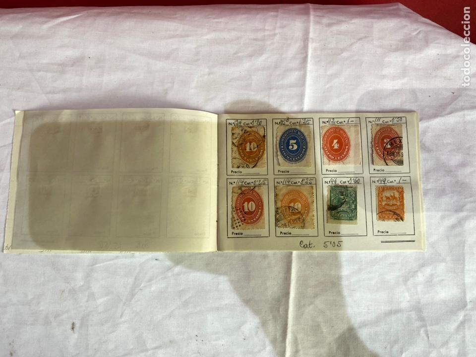 Sellos: Álbum de sellos antiguos México clasificados. 84 piezas .ver fotos - Foto 4 - 261786665
