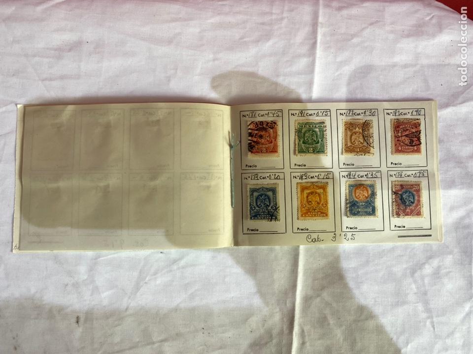 Sellos: Álbum de sellos antiguos México clasificados. 84 piezas .ver fotos - Foto 6 - 261786665