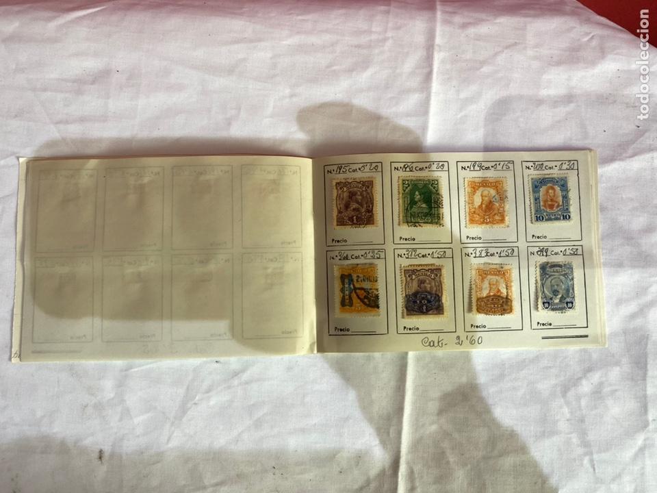Sellos: Álbum de sellos antiguos México clasificados. 84 piezas .ver fotos - Foto 7 - 261786665