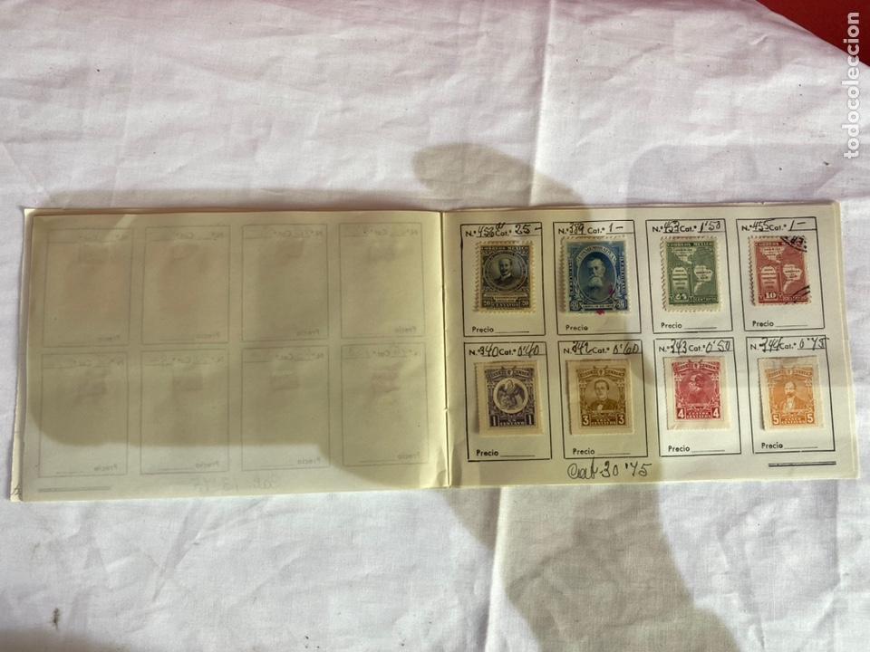 Sellos: Álbum de sellos antiguos México clasificados. 84 piezas .ver fotos - Foto 10 - 261786665
