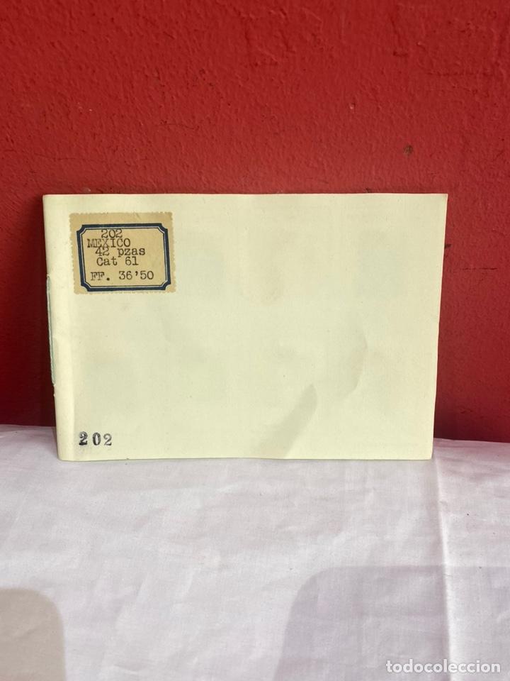 Sellos: Álbum de sellos antiguos México catalogados .ver fotos - Foto 2 - 261792205