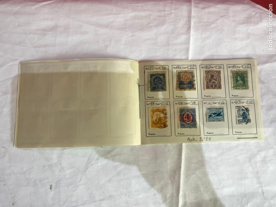 Sellos: Álbum de sellos antiguos México catalogados .ver fotos - Foto 4 - 261792205