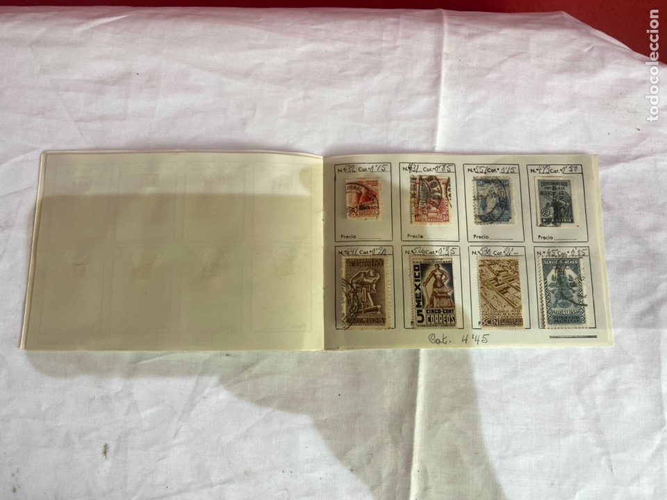 Sellos: Álbum de sellos antiguos México catalogados .ver fotos - Foto 5 - 261792205