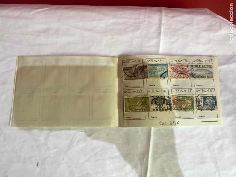 Sellos: Álbum de sellos antiguos México catalogados .ver fotos - Foto 6 - 261792205