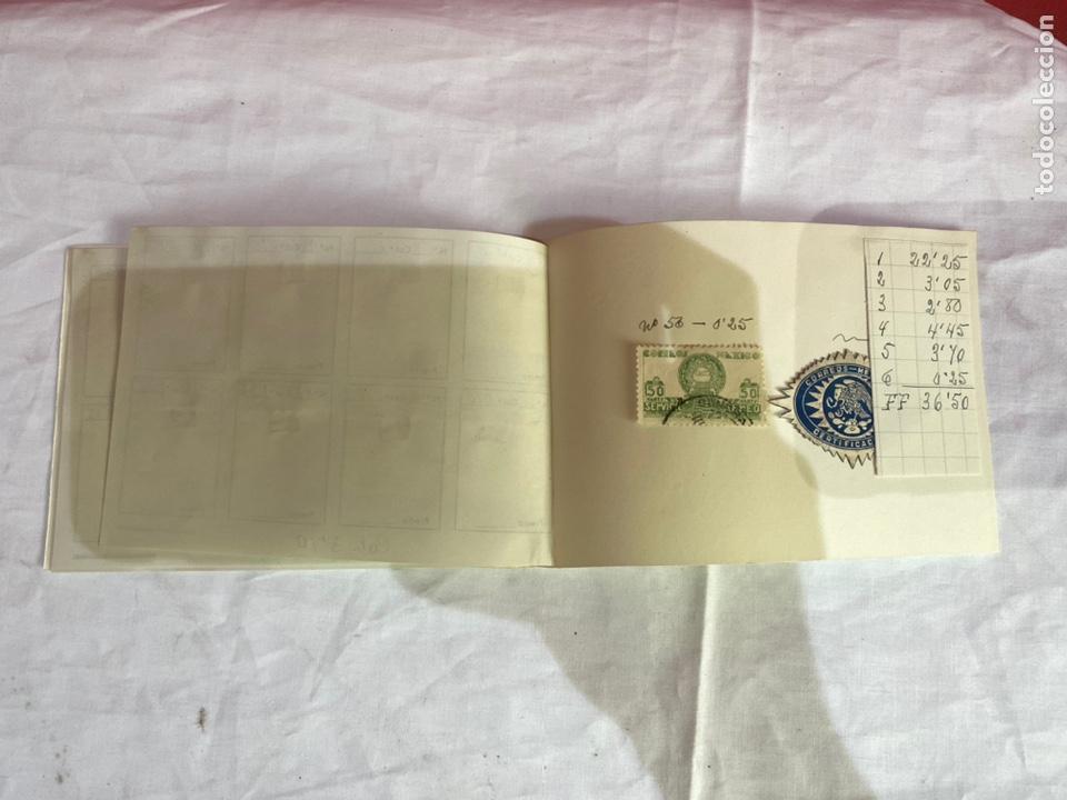Sellos: Álbum de sellos antiguos México catalogados .ver fotos - Foto 7 - 261792205