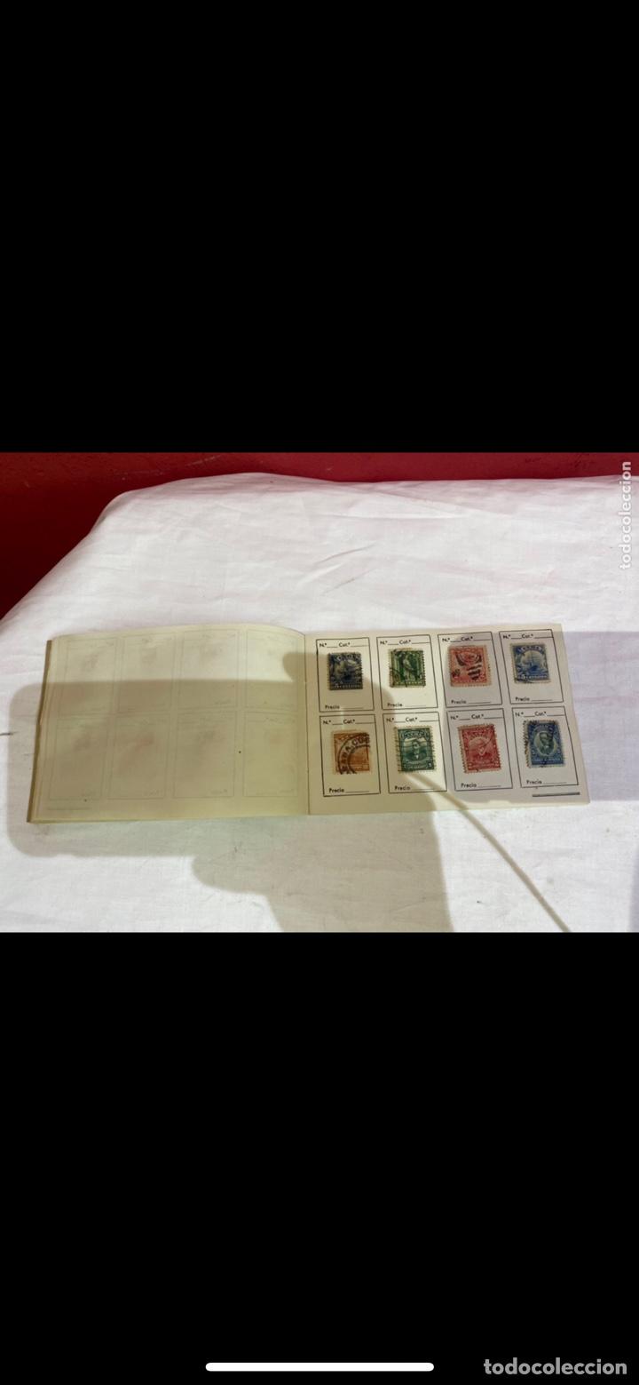 Sellos: Álbum de sellos antiguos México catalogados .ver fotos - Foto 4 - 263666080
