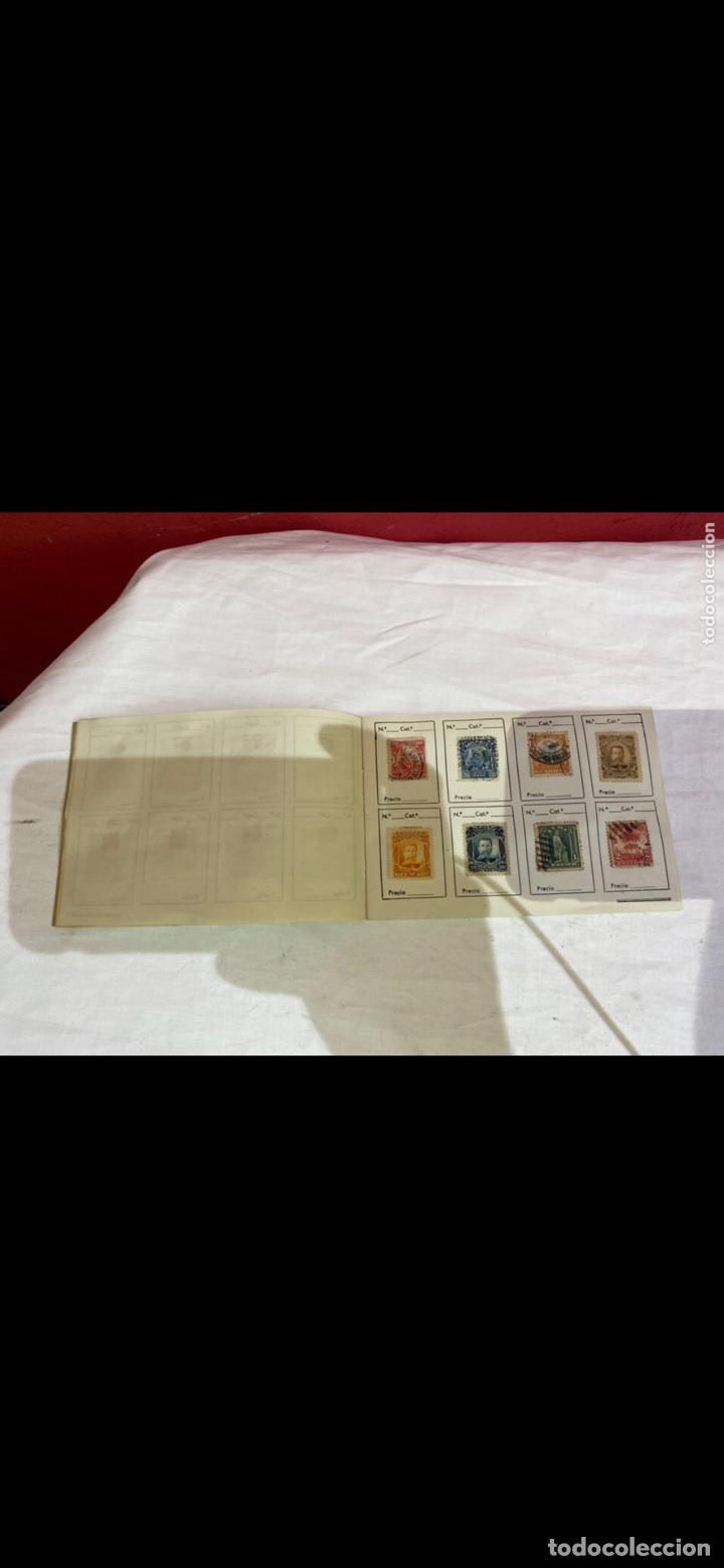 Sellos: Álbum de sellos antiguos México catalogados .ver fotos - Foto 5 - 263666080