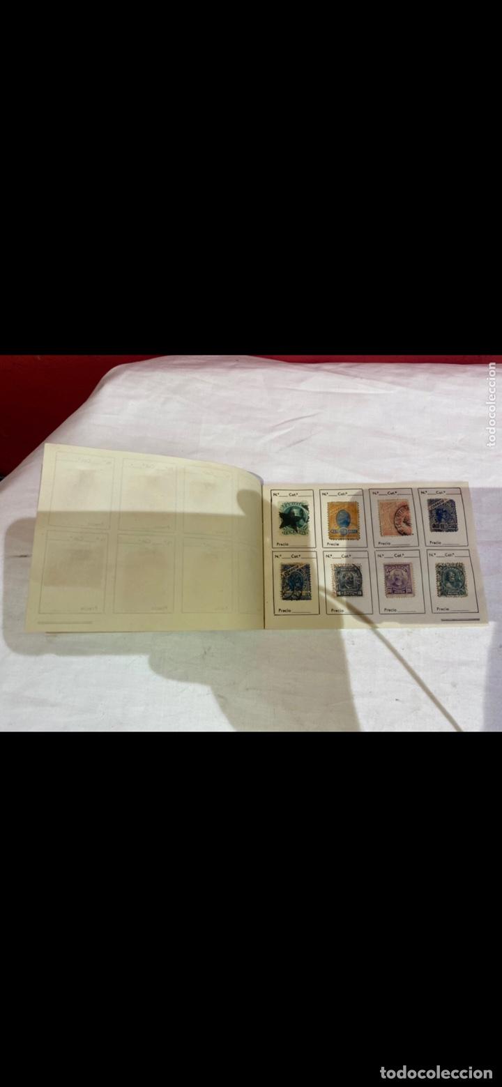 Sellos: Álbum de sellos antiguos México catalogados .ver fotos - Foto 6 - 263666080