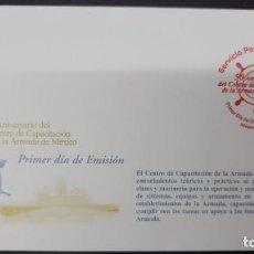 Sellos: O) 2006 MÉXICO, BUQUE PARA EL ENTRENAMIENTO DE CADETAS EN LA ARMADA MEXICANA, CENTRO DE CALIFICACIÓN. Lote 269986473