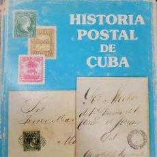 Sellos: O) 1983 CUBA, CARIBE, LIBRO, HISTORIA POSTAL J. L GUERRA AGUIAR, 174 PAG, USADO, FINO. Lote 270190253