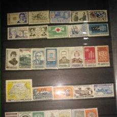 Sellos: 30 SELLOS MÉXICO 1963-64. Lote 287963618
