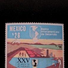 Sellos: SELLO DE MÉXICO ** - S 52. Lote 288731693