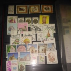 Sellos: 34 SELLOS MÉXICO 1980.. Lote 288744783