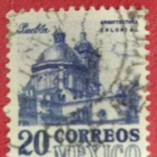 Sellos: MEXICO. Lote 289535583