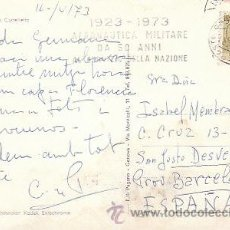 Sellos: ITALIA, AERONAUTICA MILITAR, 50 AÑOS DE SERVICIO A LA NACIÓN, MATASELLO DE 15-10-1973. Lote 35692195
