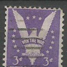 Sellos: EEUU 1942 SELLO WIN THE WAR- GANAR LA GUERRA. Lote 45767324