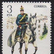 Sellos: EDIFIL 2453, TENIENTE DE ARTILLERIA RODADA DE 1912, NUEVO ***. Lote 53420876