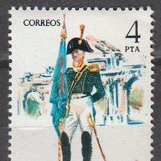 Sellos: EDIFIL 2280, ABANDERADO DEL REAL CUERPO DE ARTILLERIA (1803), NUEVO *** . Lote 53887667