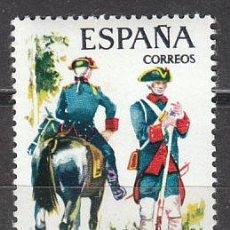 Sellos: EDIFIL 2237, REAL CUERPO DE ARTILLERIA 1762, NUEVO ***. Lote 182164826