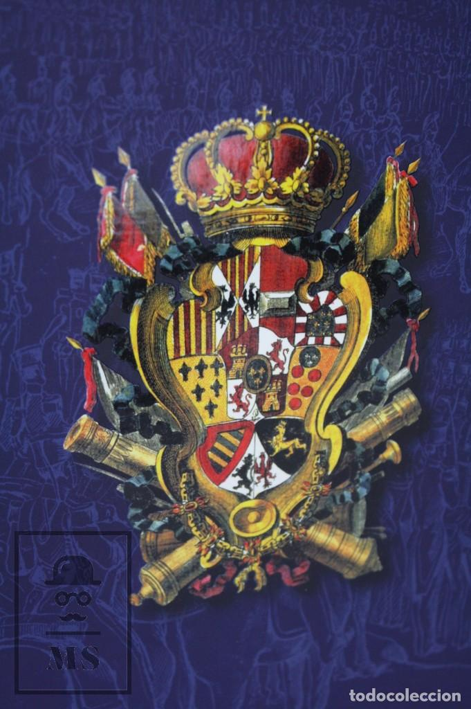 Sellos: Colección de Sellos - El Ejército de Tierra en la Filatelia Española, 1927-2002 - Edición Limitada - Foto 3 - 77218489