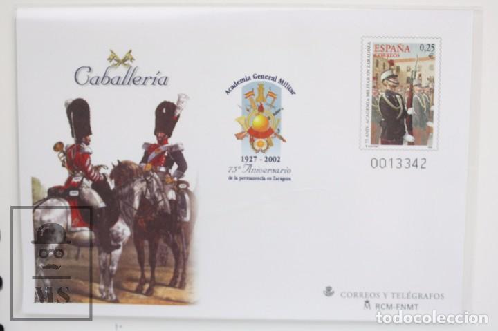 Sellos: Colección de Sellos - El Ejército de Tierra en la Filatelia Española, 1927-2002 - Edición Limitada - Foto 13 - 77218489
