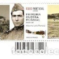 Sellos: PORTUGAL ** & I GUERRA MUNDIAL, SPAD VII FRANCIA, ALBERTO LELLO PORTELA 2017 (6578). Lote 97488607