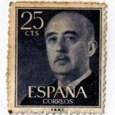 Sellos: SELLO 25 CTS CORREOS FRANCO. . Lote 98658411