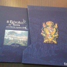 Sellos: EL EJERCITO DE TIERRA EN LA FILATELIA ESPAÑOLA. Lote 104900891
