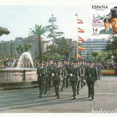 Sellos: EDIFIL 2693, GUARDIA CIVIL (CUERPOS DE SEGURIDAD ESTADO) TARJETA MAXIMA MATASELLO ESPECIAL 23-3-1983. Lote 141065782