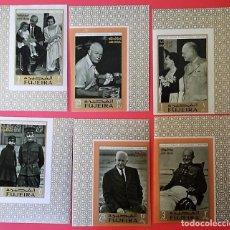 Sellos: FUJEIRA. 94 + A 28 GENERAL EISENHOWER, SIN DENTAR. 1969. SELLOS NUEVOS Y NUMERACIÓN YVERT.. Lote 150264086
