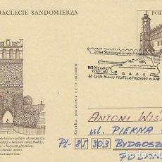 Timbres: POLONIA. HOMENAJE AL EJERCITO DE SILESIA, MATASELLO DE 13-12-1980. Lote 150420858