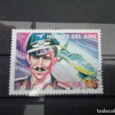 Sellos: ADOLF GALLAND Y ME 262. Lote 151084430