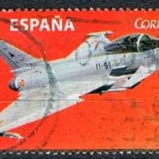 Sellos: EDIFIL Nº 4653, CENTENARIO DE LA AVIACION MILITAR ESPAÑOLA, USADO. Lote 151500886