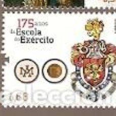 Sellos: PORTUGAL ** & 175 AÑOS DE LA ESCUELA DEL EJÉRCITO PORTUGUÉS 2012 (4535). Lote 171221043