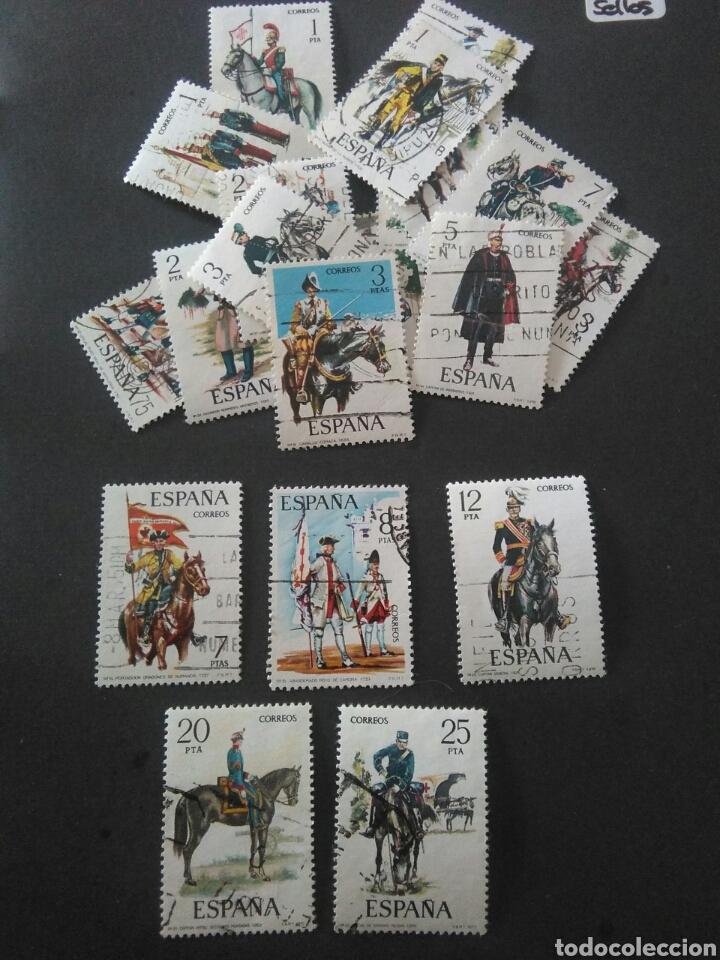 Sellos: Lote 21 sellos , tematica militar - Foto 2 - 182752020