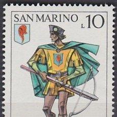 Sellos: LOTE SELLOS NUEVOS - RP. DE SAN MARINO - AHORRA GASTOS COMPRA MAS SELLOS. Lote 191739866