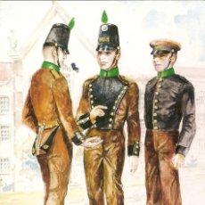 Sellos: PORTUGAL & MAXI, 200 AÑOS DEL COLEGIO MILITAR, ACUARELA DE ALVES FERREIRA, LISBOA 2003 (313). Lote 198622178