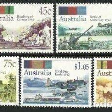 Sellos: SELLOS AUSTRALIA 1992 II GUERRA MUNDIAL. Lote 200882470