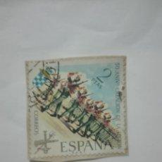 Sellos: SELLO 50 ANIVERASIO DE LA CREACION DE LA LEGION ESPAÑOLA 2 PTAS ESPAÑA CORREOS. Lote 213381453