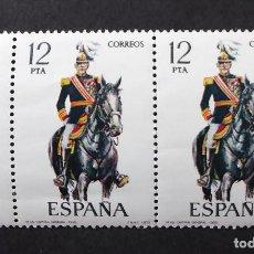 Sellos: 1978 ESPAÑA UNIFORMES MILITARES. Lote 227265355