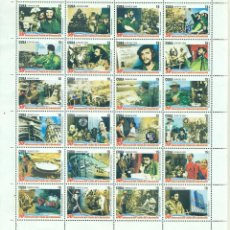 Sellos: MS5170-2 CUBA 2009 MNH THE 50TH ANNIVERSARY OF THE REVOLUTION. Lote 228165540