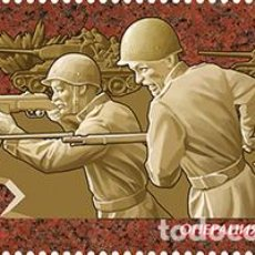 Sellos: RUS2492 RUSSIA 2019 MNH WAY TO VICTORY. OPERATION BAGRATION. Lote 228165600