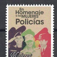 Sellos: UY3475 URUGUAY 2016 MNH IN TRIBUTE TO POLICE WOMEN. Lote 236771970