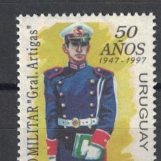 Sellos: UY2230 URUGUAY 1997 MNH THE 50TH ANNIVERSARY OF GENERAL ARTIGAS MILITARY ACADEMY. Lote 236772400