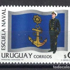 Sellos: UY2317 URUGUAY 1997 MNH THE 90TH ANNIVERSARY OF THE NAVAL ACADEMY. Lote 236773030
