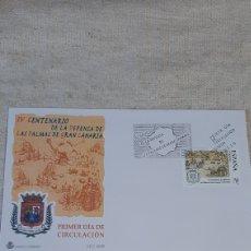Sellos: EDIFIL 3648 PALMAS GRAN CANARIA MILITAR DEFENSA ESPAÑA 1999 SFC 16 MATASELLO USADO. Lote 237537865