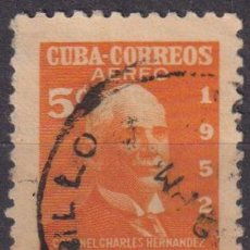 Sellos: 346-2 CUBA 1952 U RETIREMENT FUND FOR POSTAL EMPLOYEES. Lote 238901835