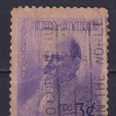 Sellos: 198-2 CUBA 1944 U THE 100TH ANNIVERSARY OF THE BIRTH OF MAJOR-GENERAL ROLOFF. Lote 238902275