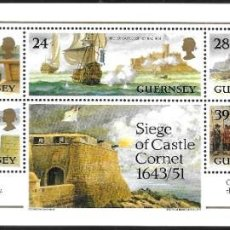 Timbres: GUERNSEY. Lote 247215370
