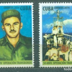 Sellos: ⚡ DISCOUNT CUBA 2015 THE 50TH ANNIVERSARY OF OPERATION TRANSBORDO MNH - SHIPS, ARMY, NAVY, M. Lote 253844180